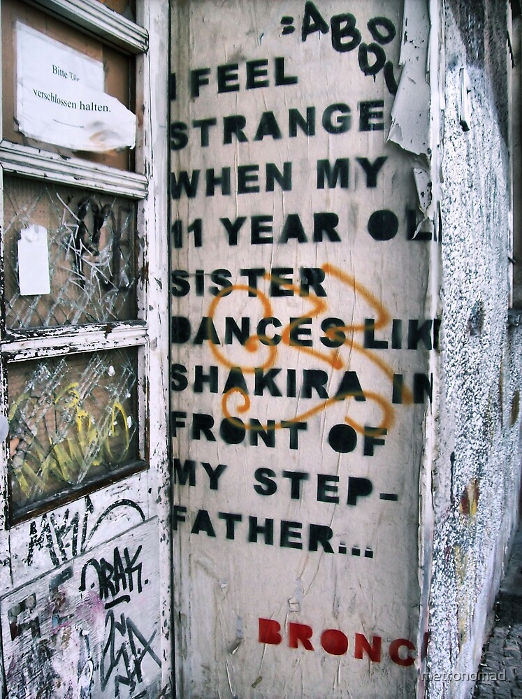 Strange by metronomad