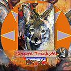 Coyote Trickster by Jilly Jesson Smyth