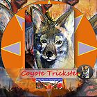 Coyote Trickster by Jilly Jesson