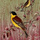Wheat Birds by Sherri Leeder