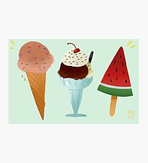 Summer Sweets ! Photographic Print