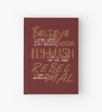 Believe Like Book Hardcover Journal