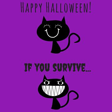Happy Halloween! If you survive... by NadiaNascimento