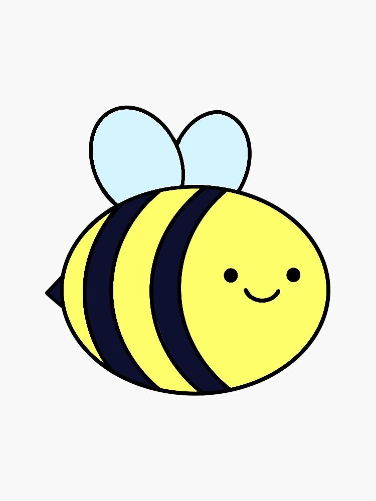 Cute Bee by emilys-art-shop