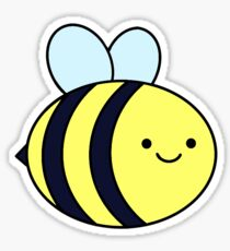Cute Bee Sticker