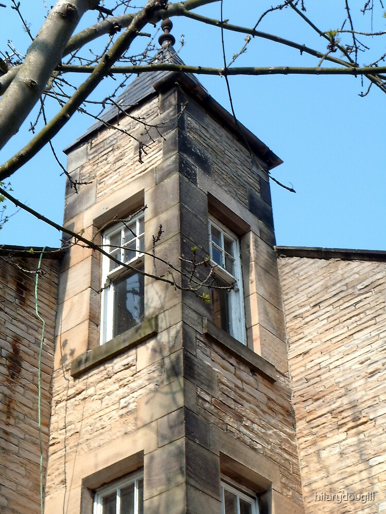 The Turret by hilarydougill