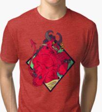 demon boi Tri-blend T-Shirt