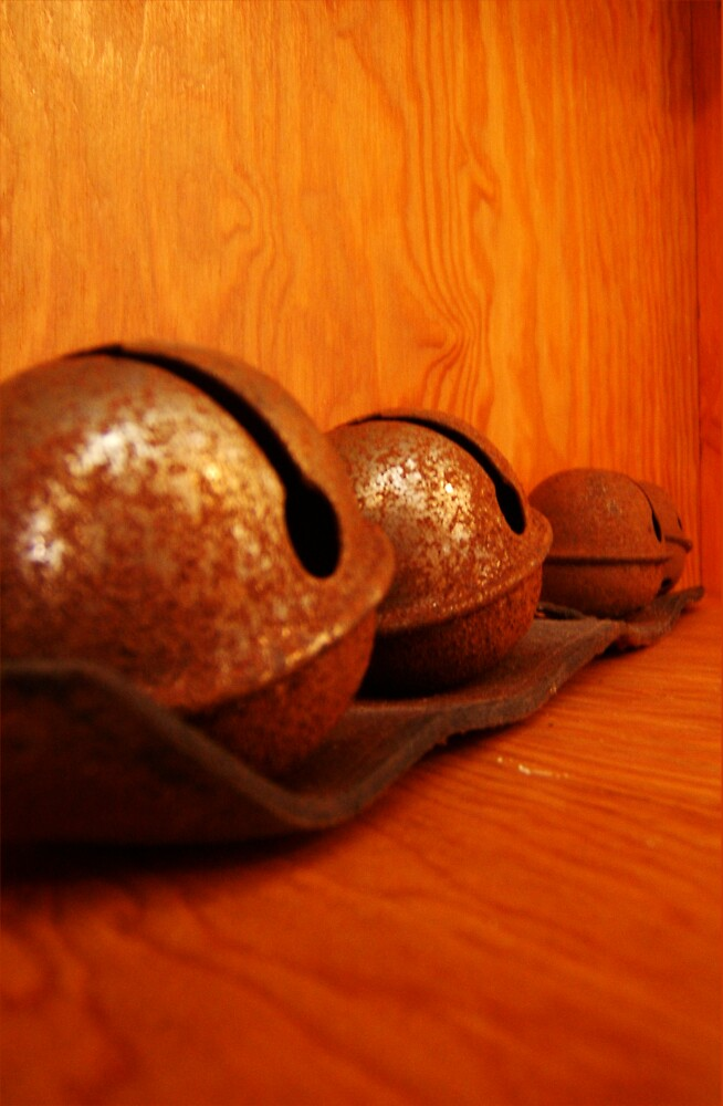 Rusted Bells by Stephanie  Williams