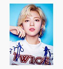 jeongyeon Photographic Print