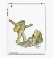 Frog and Toad iPad Case/Skin