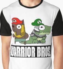 Warrior Bro's Graphic T-Shirt