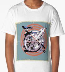 Retro Brompton Long T-Shirt