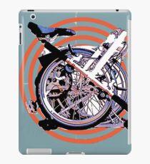 Retro Brompton iPad Case/Skin