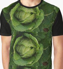Savoy Cabbage Graphic T-Shirt