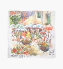 The Cherry Festival, Trausse France Scarf