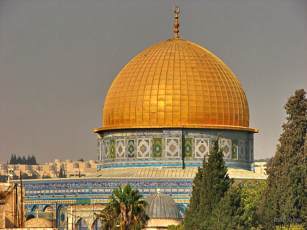 golden dome by marybee