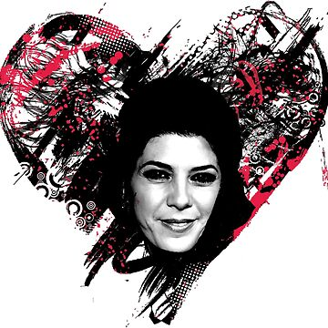 Marisa Tomei is Love by athyabm