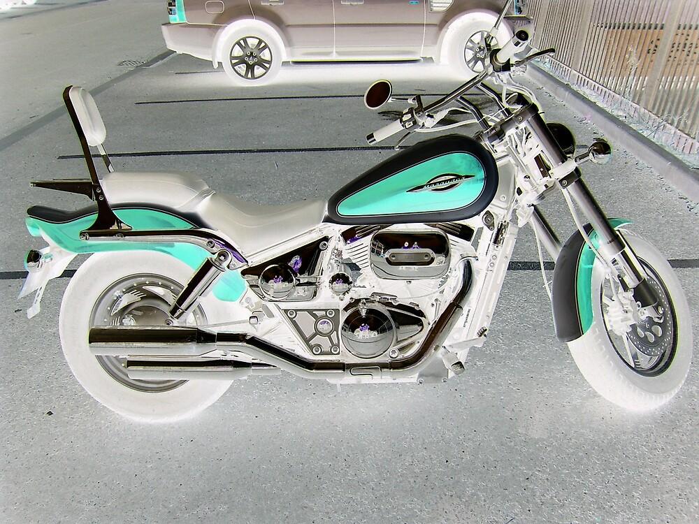 the negative bike by chrismcgann