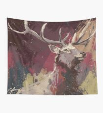The Lord of the North. Wall Tapestry