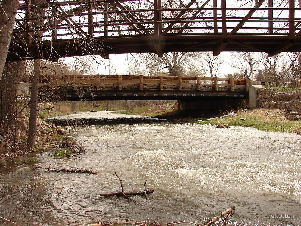 It's Just Water Under The Bridge by eltotton