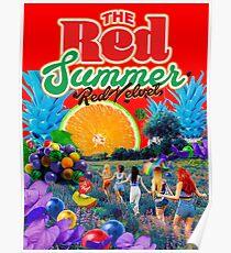 RED VELVET The Red Summer 02 Poster
