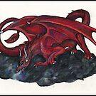 Red Dragon by Stephanie Small
