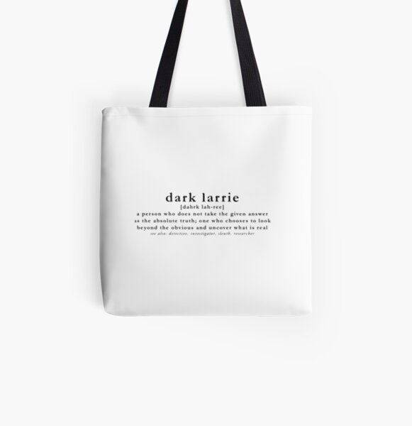 Larry Stylinson  All Over Print Tote Bag