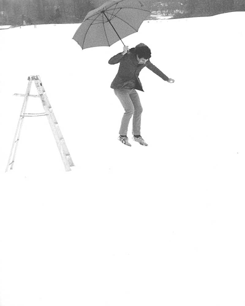 Jumping by SamAddison
