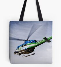 Helicopter (2) Tote Bag