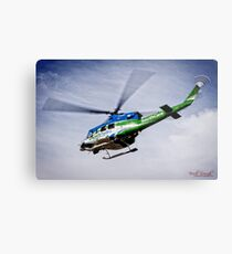 Helicopter (2) Metal Print