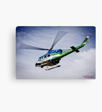 Helicopter (2) Canvas Print