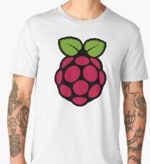 Raspberry Pi Men's Premium T-Shirt