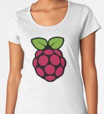 Raspberry Pi Women's Premium T-Shirt