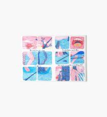 Lámina de exposición Ohia + Lehua