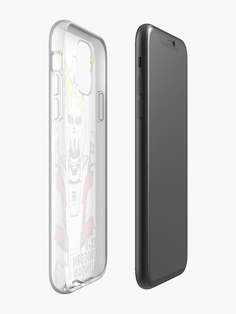 RX-0 Unicorn Gundam | iPhone Case & Cover