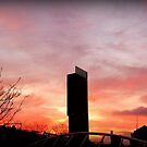 Early start, Manchester by mikeosbornphoto