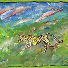 Cheetah by Stephanie Small