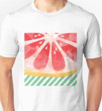 Watermelon Abstract T-Shirt