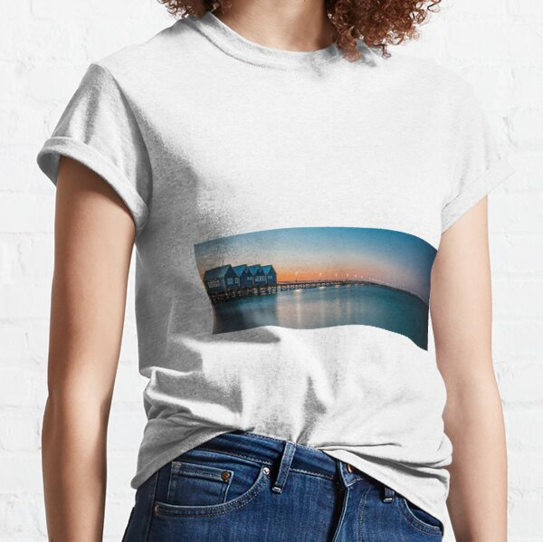 Busselton Jetty, Western Australia Classic T-Shirt