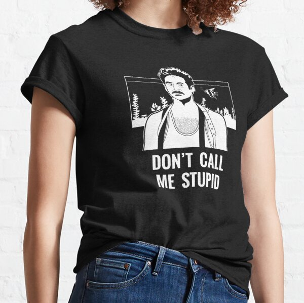 Otto - Don't Call Me Stupid Classic T-Shirt