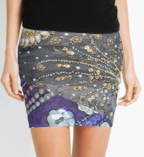 Ethnic Inspired, Cultural,Moroccan Mini Skirt