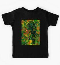 predator vision jungle Kids Clothes