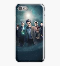 Doctors Of Our Time iPhone Case/Skin