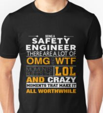SAFETY ENGINEER BEST COLLECTION 2017 Unisex T-Shirt