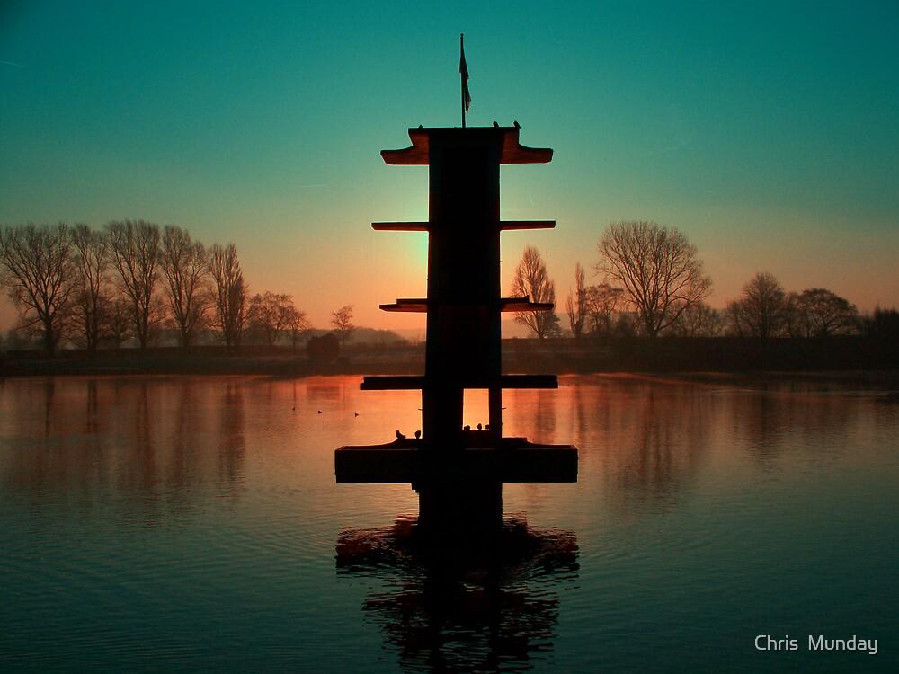 Calm by Chris  Munday