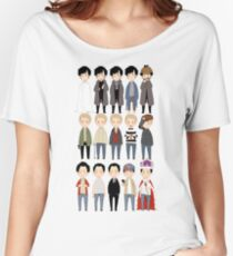 johns and sherlocks and moriarties Women's Relaxed Fit T-Shirt