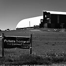 Future home of the Bypass. by HJCPEI