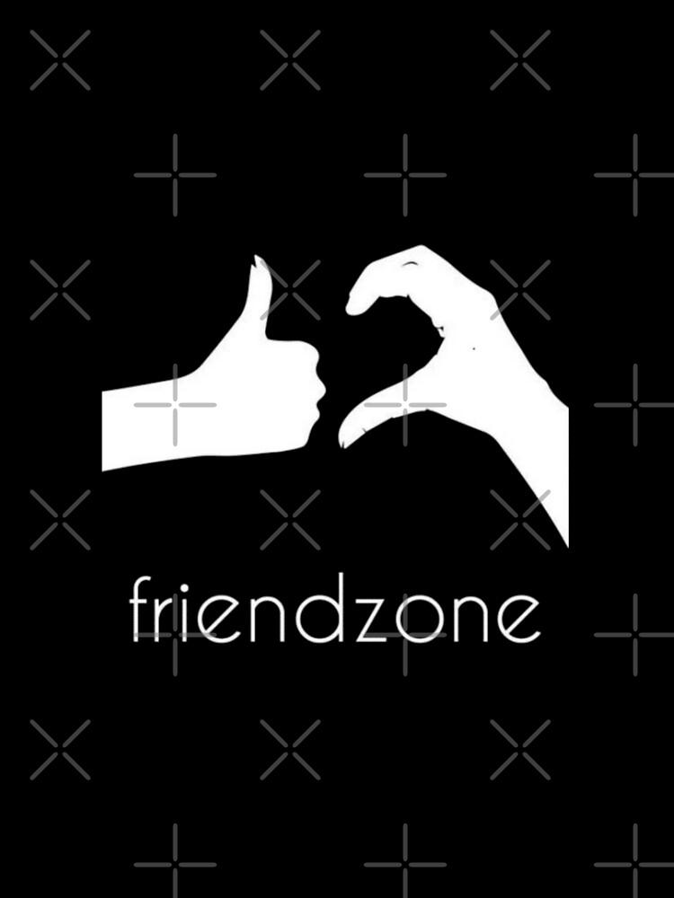 Friendzone Logo !!! T-shirt by bataha | Redbubble