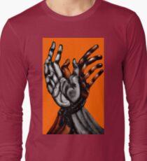 Stop Racism Long Sleeve T-Shirt