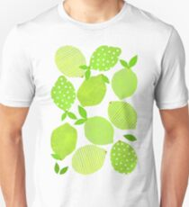 Lime Crowd T-Shirt